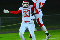Gallery CIAC Football; Wolcott 44 at St. Paul 28 - Photo # A 072