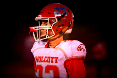 Gallery CIAC Football; Wolcott 44 at St. Paul 28 - Photo # A 089