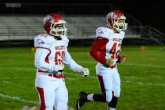 Gallery CIAC Football; Wolcott 44 at St. Paul 28 - Photo # A 096