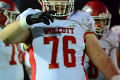 Gallery CIAC Football; Wolcott 44 at St. Paul 28 - Photo # A 114