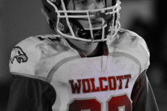 Gallery CIAC Football; Wolcott 44 at St. Paul 28 - Photo # A 150