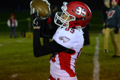 Gallery CIAC Football; Wolcott 44 at St. Paul 28 - Photo # A 180