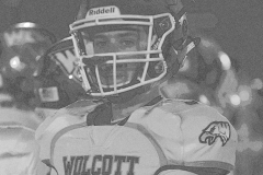 Gallery CIAC Football; Wolcott 44 at St. Paul 28 - Photo # A 252