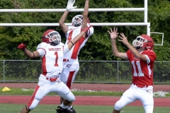 Wolcott Football Red vs White Photo # 591