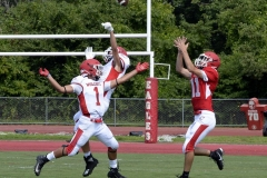 Wolcott Football Red vs White Photo # 592