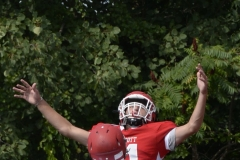 Wolcott Football Red vs White Photo # 645