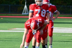 CIAC Football; Wolcott 34 vs. Seymour 27 - Photo #A 004