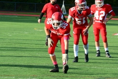 CIAC Football; Wolcott 34 vs. Seymour 27 - Photo #A 011