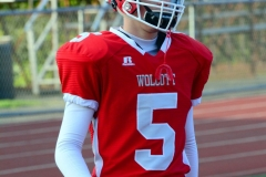 CIAC Football; Wolcott 34 vs. Seymour 27 - Photo #A 017