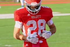 CIAC Football; Wolcott 34 vs. Seymour 27 - Photo #A 021