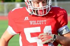 CIAC Football; Wolcott 34 vs. Seymour 27 - Photo #A 026