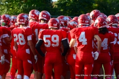 CIAC Football; Wolcott 34 vs. Seymour 27 - Photo #A 032