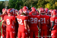 CIAC Football; Wolcott 34 vs. Seymour 27 - Photo #A 033