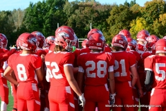 CIAC Football; Wolcott 34 vs. Seymour 27 - Photo #A 034