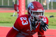 CIAC Football; Wolcott 34 vs. Seymour 27 - Photo #A 054