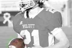CIAC Football; Wolcott 34 vs. Seymour 27 - Photo #A 064