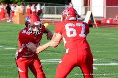 CIAC Football; Wolcott 34 vs. Seymour 27 - Photo #A 078