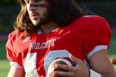 CIAC Football; Wolcott 34 vs. Seymour 27 - Photo #A 087