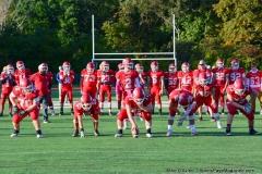 CIAC Football; Wolcott 34 vs. Seymour 27 - Photo #A 144