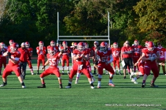 CIAC Football; Wolcott 34 vs. Seymour 27 - Photo #A 145
