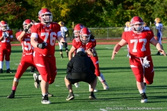 CIAC Football; Wolcott 34 vs. Seymour 27 - Photo #A 161