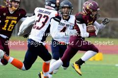 Gallery CIAC FTBL: Lyman Hall 0 vs. Sheehan 56