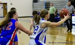 CIAC Girls Basketbal Bristol Eastern JV 41 vs. Plainville JV 19 (14)