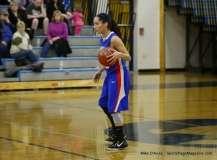 CIAC Girls Basketbal Bristol Eastern JV 41 vs. Plainville JV 19 (38)
