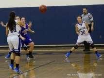 CIAC Girls Basketbal Bristol Eastern JV 41 vs. Plainville JV 19 (42)