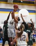 CIAC Girls Basketball Class M Tournament FR - #13 Seymour 52 vs. #20 Bassick 38 - Photo# (18)