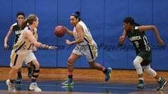 CIAC Girls Basketball Class M Tournament FR - #13 Seymour 52 vs. #20 Bassick 38 - Photo# (20)