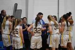 CIAC Girls Basketball Class M Tournament FR - #13 Seymour 52 vs. #20 Bassick 38 - Photo# (41)