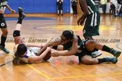 CIAC Girls Basketball Class M Tournament FR - #13 Seymour 52 vs. #20 Bassick 38 - Photo# (46)