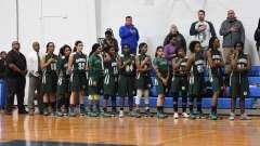 CIAC Girls Basketball Class M Tournament FR - #13 Seymour 52 vs. #20 Bassick 38 - Photo# (5)