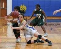 CIAC Girls Basketball Class M Tournament FR - #13 Seymour 52 vs. #20 Bassick 38 - Photo# (69)
