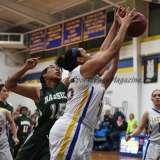 CIAC Girls Basketball Class M Tournament FR - #13 Seymour 52 vs. #20 Bassick 38 - Photo# (79)