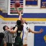CIAC Girls Basketball Class M Tournament FR - #13 Seymour 52 vs. #20 Bassick 38 - Photo# (9)
