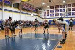 CIAC Girls Basketball Class M Tournament FR - #13 Seymour 52 vs. #20 Bassick 38 - Photo# (91)
