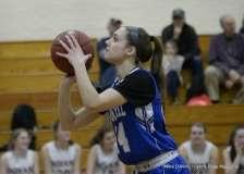 Gallery CIAC Girls Basketball; Class L Tournament FR - #9 Farmington vs. #24 Bunnell 14 - Photo # (117)