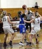 Gallery CIAC Girls Basketball; Class L Tournament FR - #9 Farmington vs. #24 Bunnell 14 - Photo # (147)