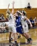 Gallery CIAC Girls Basketball; Class L Tournament FR - #9 Farmington vs. #24 Bunnell 14 - Photo # (148)