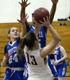 Gallery CIAC Girls Basketball; Class L Tournament FR - #9 Farmington vs. #24 Bunnell 14 - Photo # (162)