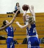 Gallery CIAC Girls Basketball; Class L Tournament FR - #9 Farmington vs. #24 Bunnell 14 - Photo # (165)