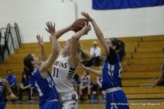 Gallery CIAC Girls Basketball; Class L Tournament FR - #9 Farmington vs. #24 Bunnell 14 - Photo # (169)