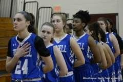 Gallery CIAC Girls Basketball; Class L Tournament FR - #9 Farmington vs. #24 Bunnell 14 - Photo # (91)