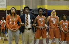 CIAC Girls Basketball - #1 Holy Cross vs. #4 Capital Prep 102