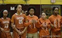 CIAC Girls Basketball - #1 Holy Cross vs. #4 Capital Prep 104