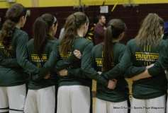 CIAC Girls Basketball - #1 Holy Cross vs. #4 Capital Prep 109