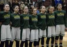 CIAC Girls Basketball - #1 Holy Cross vs. #4 Capital Prep 123