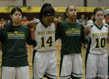 CIAC Girls Basketball - #1 Holy Cross vs. #4 Capital Prep 125